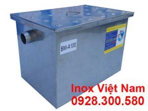 Bẫy mỡ âm sàn 100 lít -mã: BM-A100
