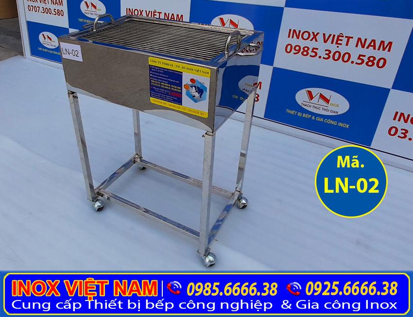 Lò nướng inox LN02