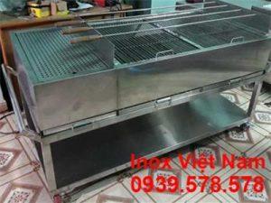 Lò Nướng Than Inox-Ln18006