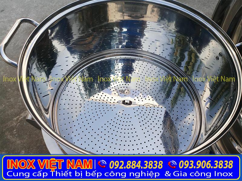 Báo giá nồi hấp cơm tấm bằng điện tại Inox Việt Nam