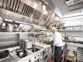 Phong thủy bếp nhà hàng khách sạn