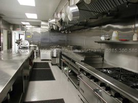 phong thủy bếp nhà hàng