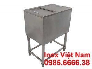 Báo giá thùng đá inox 304 hcm
