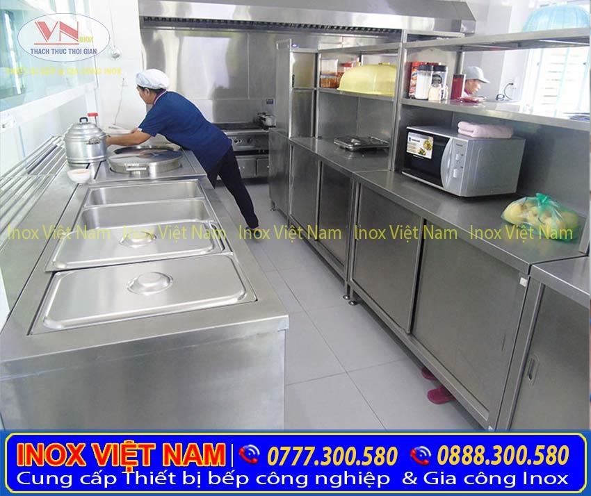 Tủ giữ nóng thức ăn tại Inox Việt Nam là sự lựa chọn tuyệt vời của bạn.