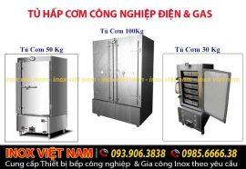 Inox Việt Nam chuyên cung cấp tủ nấu cơm công nghiệp chất lượng