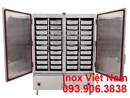 Tủ nấu cơm công nghiệp 200 kg gạo