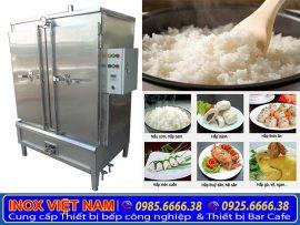 Báo giá tủ nấu cơm công nghiệp bằng điện chất lượng