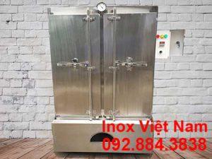 Vì sao chọn mua tủ nấu cơm công nghiệp bằng điện và gas tại IVN