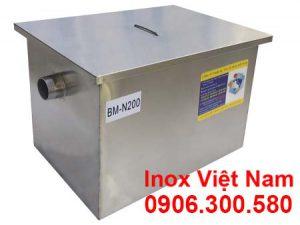 bể tách mỡ công nghiệp 200-lit BM-N200