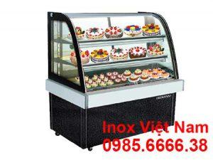 Tủ trưng bày bánh kem bánh ngọt