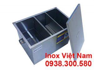bể tách mỡ nhà hàng 100L - BM-N100