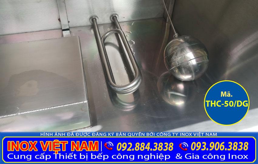 Thanh điện trở đốt nóng của tủ cơm công nghiệp 50kg
