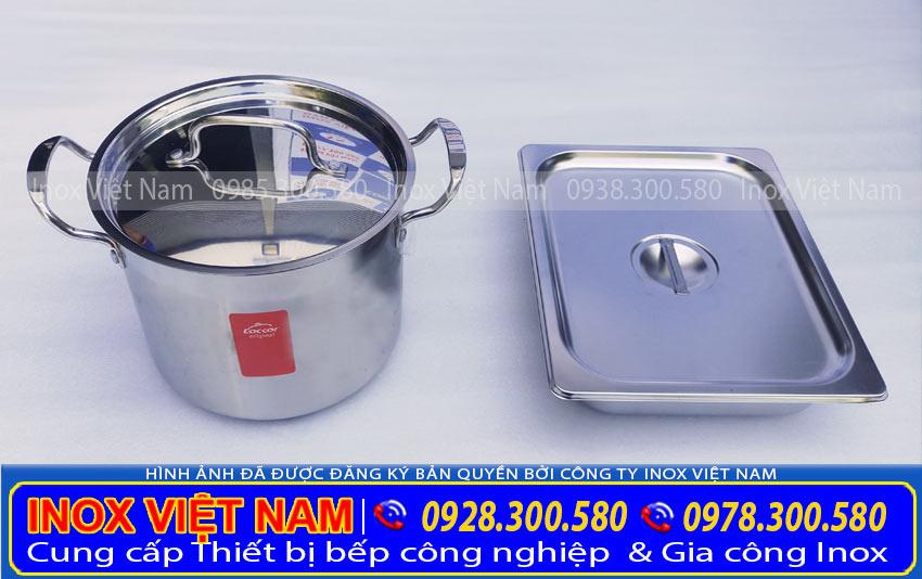 Khay và Nồi của tủ hâm nóng thức ăn TH-01N