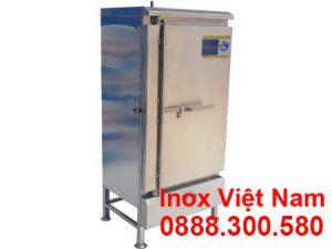 tủ cơm công nghiệp 50kg bằng gas