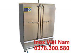 tủ nấu cơm 80kg bằng gas