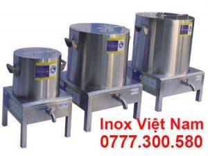 Bộ 3 nồi điện nấu phở 40L - 100L - 150L