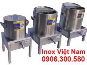 Bộ 3 nồi điện nấu phở tiêu chuẩn 30L 80L 100L