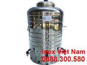 bình đựng nước đá inox 80 lít