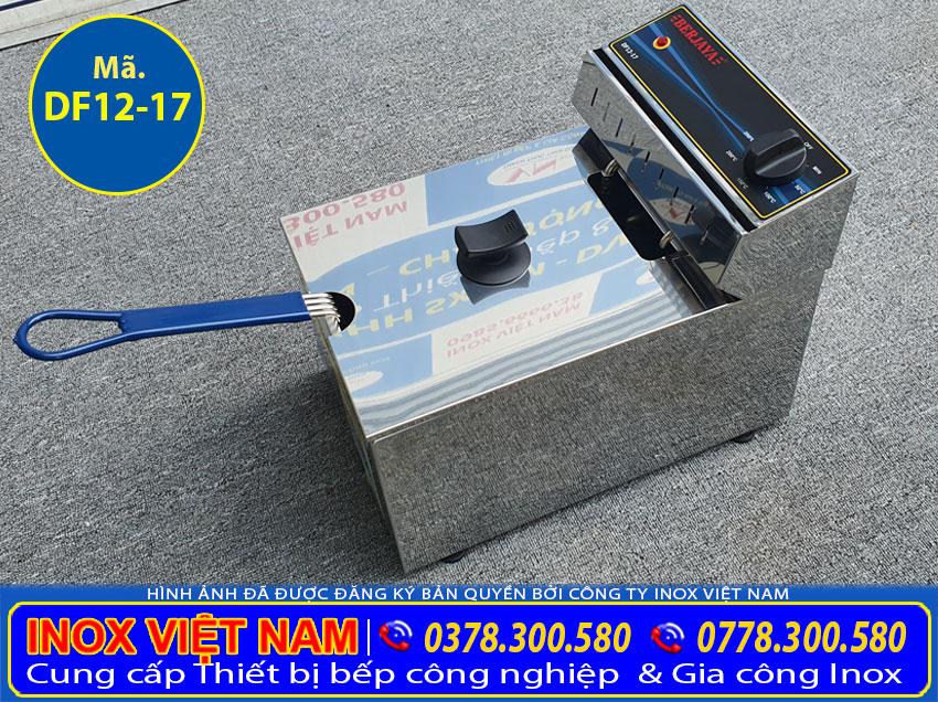 Bếp chiên nhúng điện đơn DF12 - 17