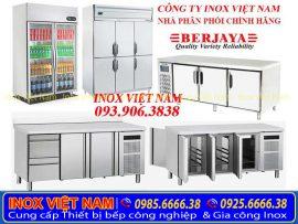 Địa chỉ bán tủ lạnh công nghiệp chính hãng Berjaya