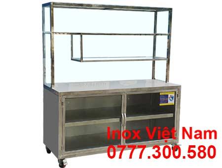 Tủ inox nhà bếp TUI-21