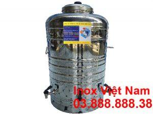bình đựng nước inox 100L